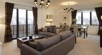 Serviced Flats Carlton Tower Knightsbridge
