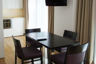 Serviced Flats Think Apartments London