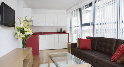 Serviced Flats Think Apartments Earls Court