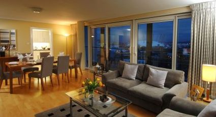Short Lets In Canary Wharf
