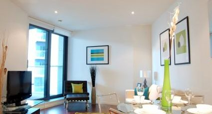 Serviced Flats Baltimore Wharf London