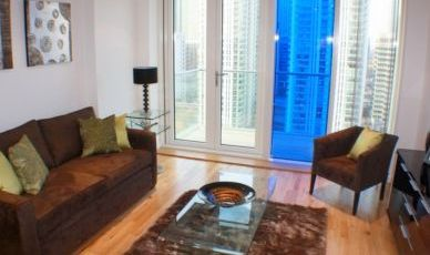 Serviced Apartments Canary Wharf