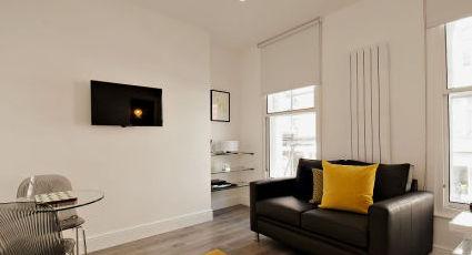 Studio Apartment View